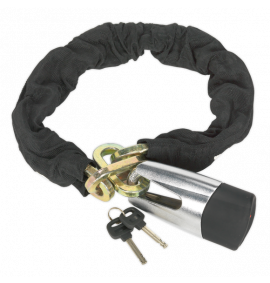 Motorcycle Chain Lock (10.5x10.5 x900mm)