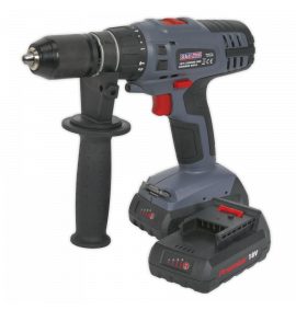 Cordless Hammer Drill/Driver