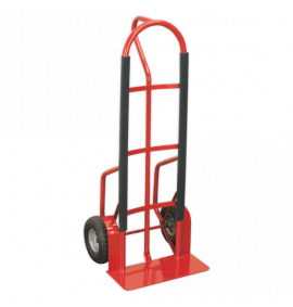 Sack Truck with Pneumatic Tyres 300kg Capacity