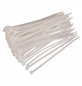 Cable Ties White Pack of 1000
