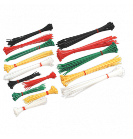 Cable Tie Assortment Pack of 3750