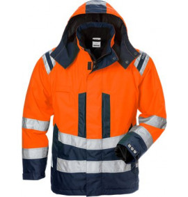 Fristads Railway High vis jacket Ladies 4037 GTT