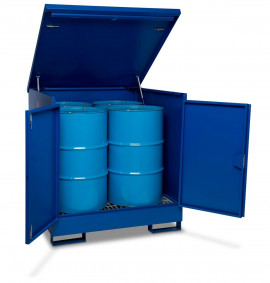 Armorgard DrumBank Fuel Drum Storage
