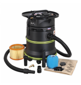 Vacuum Cleaner Industrial Dust-Free Wet & Dry