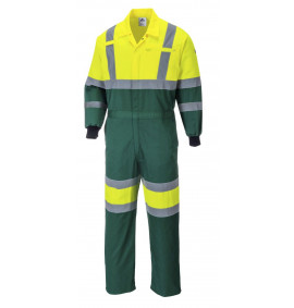 Portwest X Hi-Vis Coverall