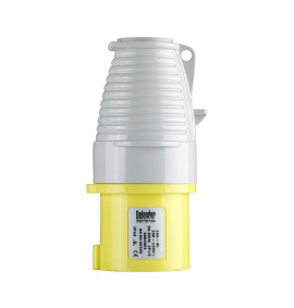 Defender 16A Plug - Yellow 110V (Pack of 10)