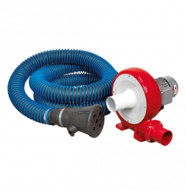 Exhaust Fume Extraction System 230V - 370W (Single Duct)