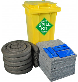 120 Litre Spill Kit With EVO Absorbents