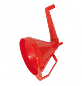 Funnel with Fixed Offset Spout & Filter Medium (Ø160mm)