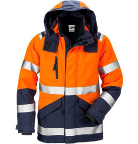 Fristads Railway High vis Gore-Tex jacket 4988 GXB