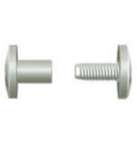 Binder Screws - Natural Nylon