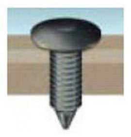 Barbed Push Fasteners - Nylon