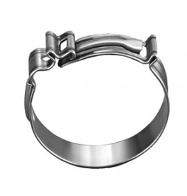 Norma Cobra One-Piece Hose Clamps - Stainless Steel (W4)