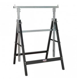 Fold Down Telescopic Trestle 200kg Capacity