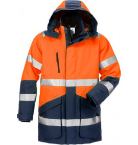 Fristads Railway High vis Gore-Tex jacket 4989 GXB