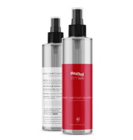 FlexiTog Hand Sanitisation Spray (12 x 250ml Bottles)