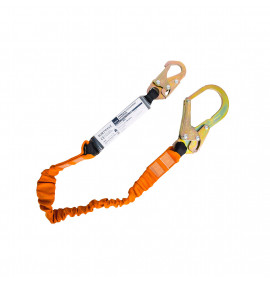 Portwest 140kg Lanyard with Shock Absorber