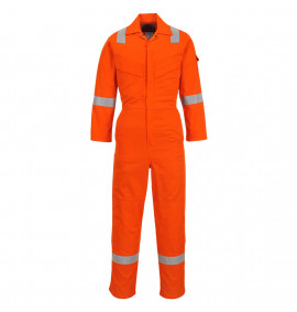 Portwest Flame Resistant Light Weight Anti-Static Coverall 280g