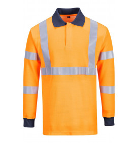 Portwest Flame Resistant RIS Polo Shirt