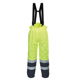 Portwest Bizflame Multi Arc Hi-Vis Trouser