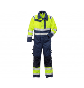 Fristads High Vis Coverall CL 3 8026 PLU