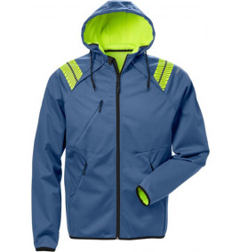 FRISTADS HOODED SOFTSHELL JACKET 7461 BON