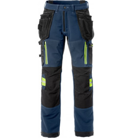 FRISTADS CRAFTSMAN STRETCH TROUSERS 2566 STP