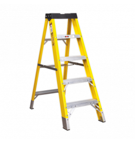 Fibreglass Step Ladders EN 131