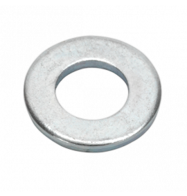 Flat Washers - 'Table 3' Imperial Zinc BS 3410 Pack of 50