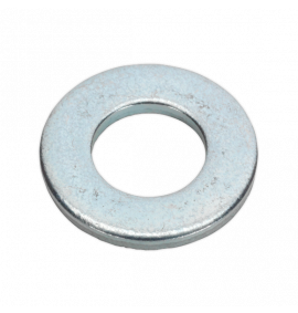Flat Washers - 'Table 3' Imperial Zinc BS 3410 Pack of 100