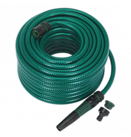 Water Hose with Fittings