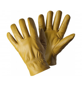 Dickies Lined Leather Gloves