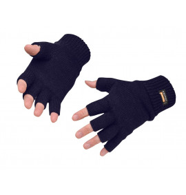 Portwest Fingerless Knit Thinsulate Glove