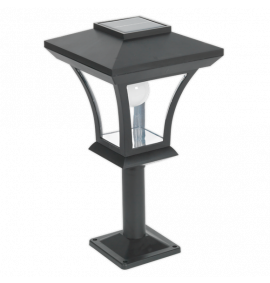 Solar Powered LED Garden Lamp