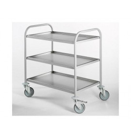 304 Grade Stainless Steel General Purpose Trolley