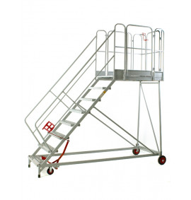 GS Approved Fort Easy Slope Access Platforms