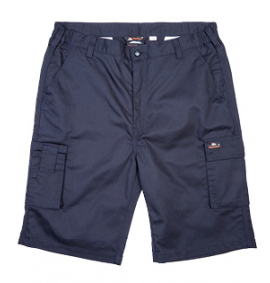 Himalayan Icon Basic Navy Work Shorts