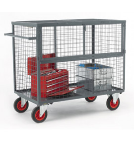 Security Box Trolleys