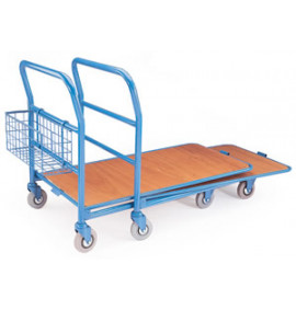 Cash & Carry Nestable Trolley