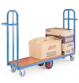 Narrow Cash & Carry Trolley