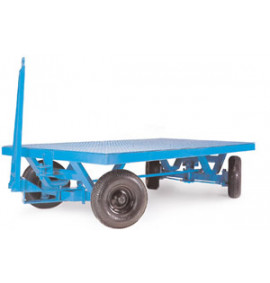 Four Wheel Ackerman Steering Trailers
