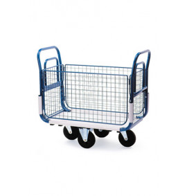 Platform Trolley with Side/End Panels - MTE03C