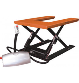 Static Lift Table (Mains Operated)