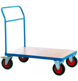 Fort Platform Trucks - Plywood Deck with Tubular Steel Frame
