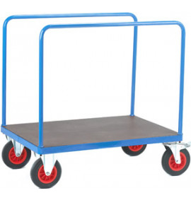 Fort Platform Trucks - Phenolic Deck with Tubular Steel Frame