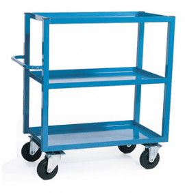 Heavy Duty Reversible Tray Trolleys