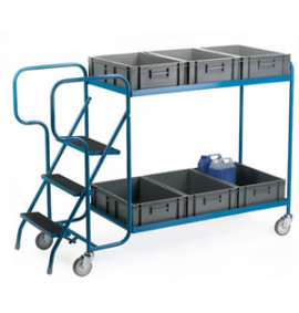 Order Picking Trolley - Container Model
