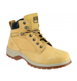 Caterpillar Kitson Honey Nubuck Hiker Safety Boot