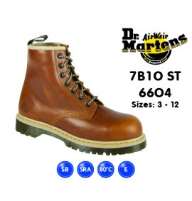 Dr Martens Icon Smooth Leather Safety Boot with SAF Sole