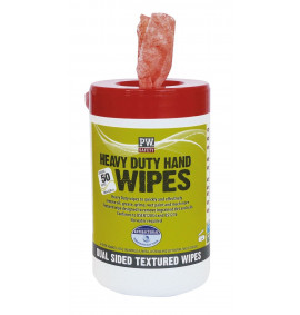 Portwest Heavy Duty Hand Wipes (50 Wipes)